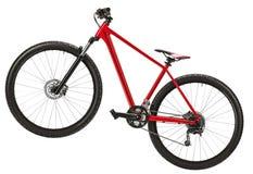 Nouvelle bicyclette d'isolement Photographie stock libre de droits