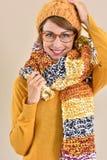 Nouvelle collection de mode d'hiver venant bientôt Images stock