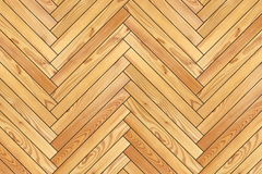 Nouvelle conception beige de parquet Photo stock
