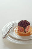 Nouvelle cuisine Royalty Free Stock Image