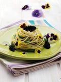 Nouvelle cuisine Stock Images