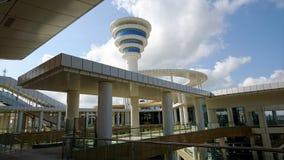Nouvelle gare ferroviaire dans Kanya image stock