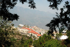 Nouvelle Inde de Tehri (Chamba) Uttarakhand Photographie stock libre de droits