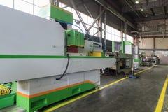 Nouvelle machine de rectification superficielle photo stock