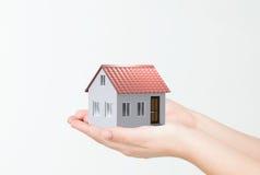 Nouvelle maison illustration de vecteur