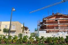 Nouvelle maison Photos libres de droits