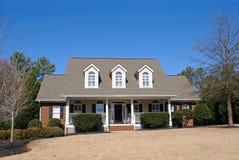 Nouvelle maison photo libre de droits