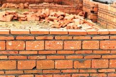 Nouvelle maison de construction Photo libre de droits