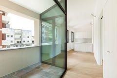 Nouvelle maison intérieure Images libres de droits