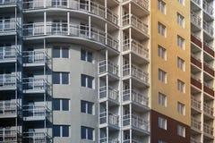 Nouvelle maison prête pour l'occupation, modifié la tonalité, couleur photos libres de droits