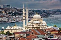 Nouvelle mosquée dans Instanbul Photos libres de droits