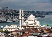 Nouvelle mosquée dans Instanbul Images libres de droits