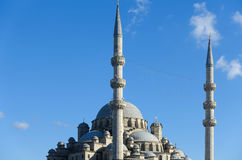 Nouvelle mosquée, Yeni Cami, Istanbul, Turquie Photographie stock
