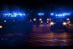 Nouvelle police 002 de ville de Kyiv Photo libre de droits