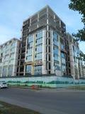 Nouvelle ville - constructions Photographie stock libre de droits