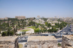 Nouvelle ville de Jérusalem Images stock