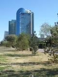 Nouvelle ville - partie laissée photos libres de droits