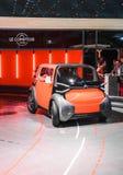 Nouvelle voiture électrique Citroen Centre d'exposition à Genève en 2019 photos stock