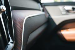 Nouvelle voiture 2018 de Volvo XC60 Image libre de droits