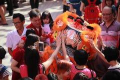 2017 nouvelles années chinoises Images libres de droits