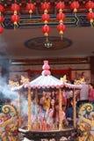 2017 nouvelles années chinoises Image stock