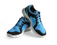 Nouvelles chaussures de style Images stock