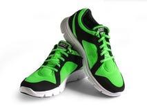 Nouvelles chaussures nike de style Photo stock