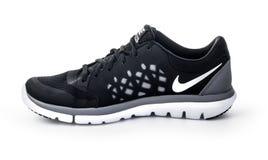 Nouvelles chaussures nike de style Photographie stock