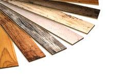 Nouvelles planches de parquet de chêne Photo libre de droits