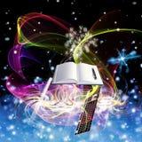 Nouvelles technologies d'Internet Images stock