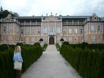 Nové Hrady Chateau Stock Fotografie