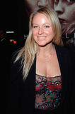 约翰尼Depp,克里斯蒂娜Ricci,珠宝,流行音乐明星 库存图片
