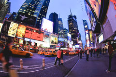 Nov 4, 2008 - The Times Square in NYC Royalty Free Stock Image