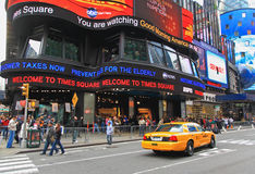 Nov 4, 2008 - The Times Square in NYC Stock Images