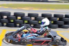 13 NOV 2016;GO KART RACER IN SHAH ALAM Stock Images