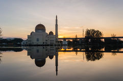 13 NOV 2016 MOSQUE SUNRISE Stock Photos