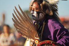 NOV 03: Red Mountain Eagle Pow-wow Stock Image