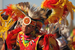 NOV 03: Red Mountain Eagle Pow-wow Royalty Free Stock Photos