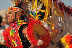 NOV 03: Red Mountain Eagle Pow-wow Stock Photography