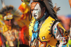NOV 03: Red Mountain Eagle Pow-wow Royalty Free Stock Images