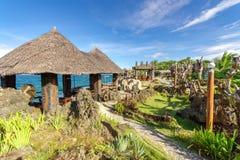19,2017 nov. Toerist die bij Crystal Cove-eiland, Boracay lopen royalty-vrije stock fotografie