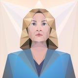 7 2016 Nov USA kandyday na prezydenta Hillary Clinton Editoria Zdjęcie Royalty Free
