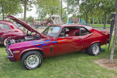 Nova 1969 de Chevy solides solubles Photo libre de droits