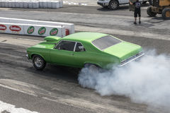 Nova burnout Royalty Free Stock Photos