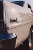 Nova clássica do carro imagens de stock royalty free