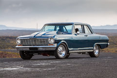 Nova 1964 de Chevrolet Photo libre de droits