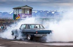 Nova 1964 de Chevrolet imagem de stock