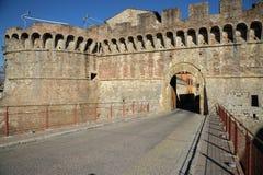 NOVA di Porta (Colle di Valdelsa) Fotografia Stock