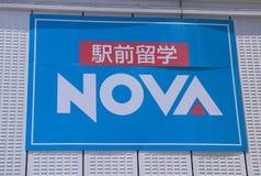Nova English Language school Japan