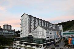 Nova Highlands Resort e residência em Cameron Highlands, malaios fotografia de stock royalty free